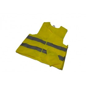 Gilet jaune pour moto BIHR