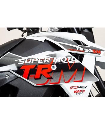 KSR TR50SM COMPETITION avec moteur 2 temps