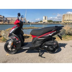 scooter YIYING YY125T-10