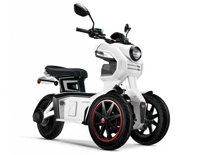 Scooters électrique DOOHAN 3 roues